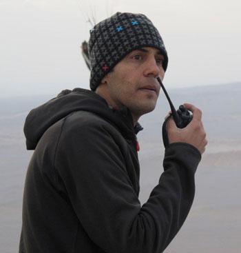درباره ما | درباره استاد کوهی  یکی از بهترین مربی های پاراگلایدر تهران
