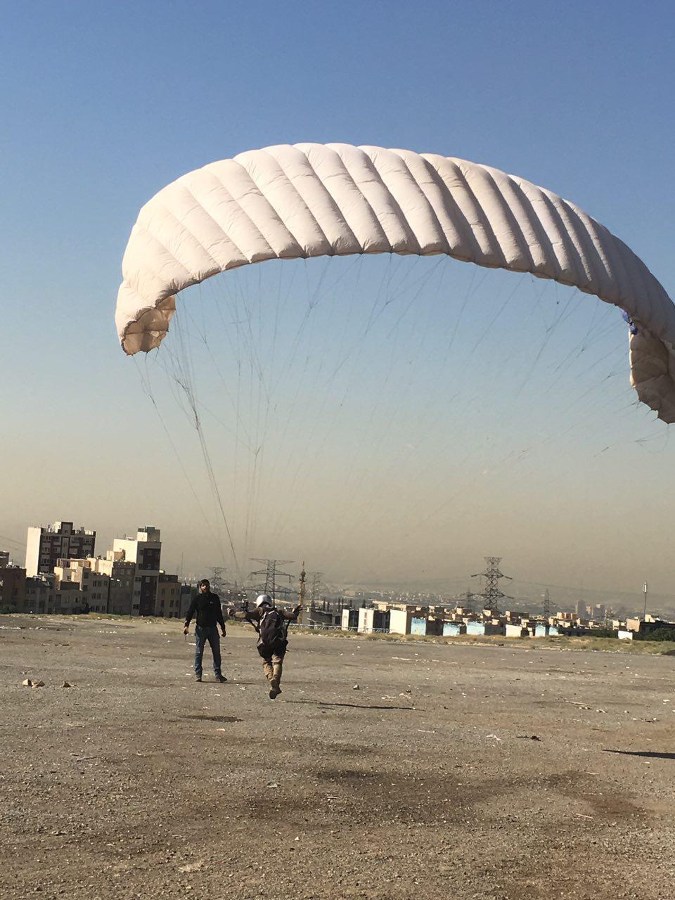 آموزش بال کشی سایت شهران