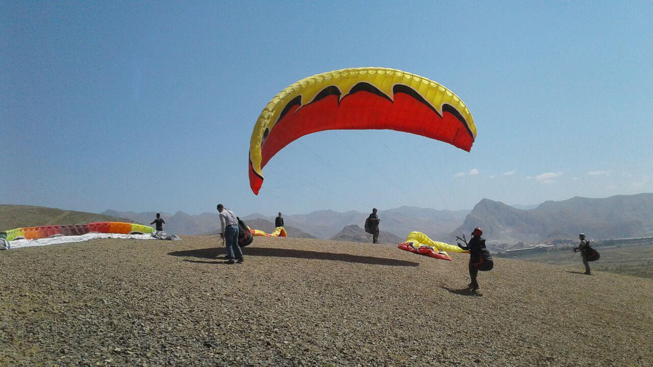 تمرین ریورز در تپه کوتاه آبیک قزوین