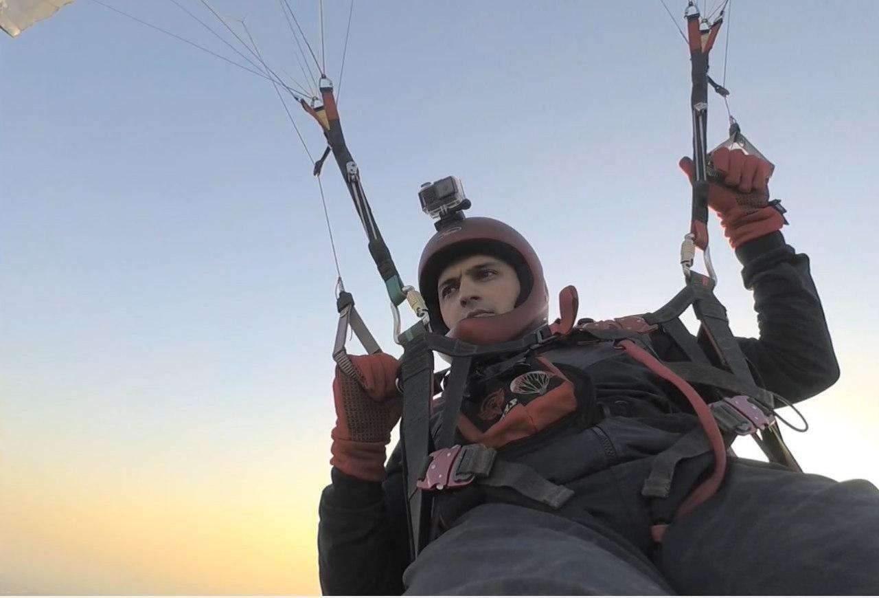 خلبان علی پرکره